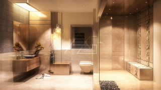 Washroom Render