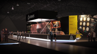 Exhibition Render