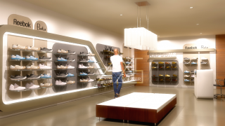 Kapsons Shoe Retail Shop