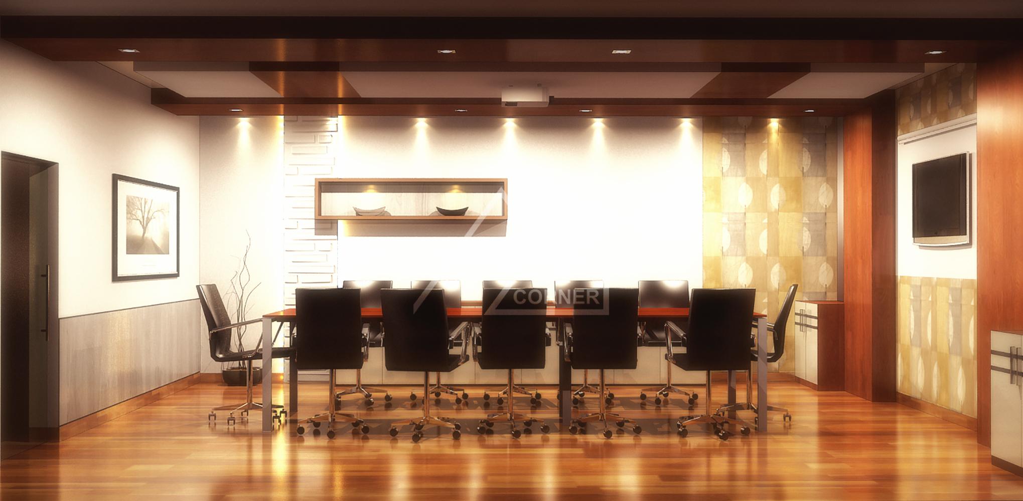 Conference Room Render